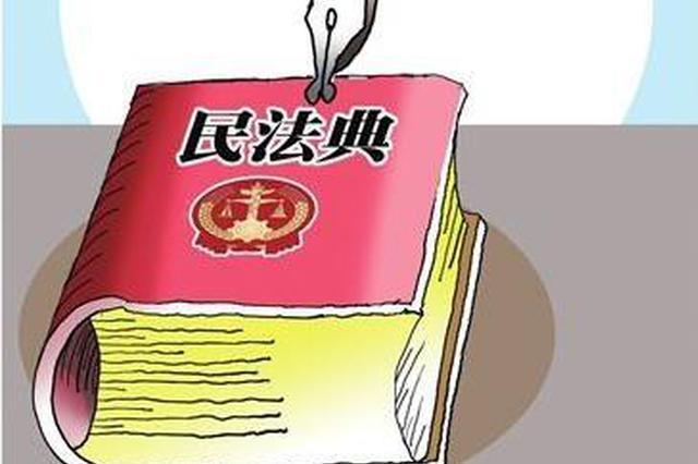 湖北代表团审议民法典草案