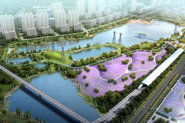 武汉新建100座口袋公园 打造城市公园绿地5分钟服务圈