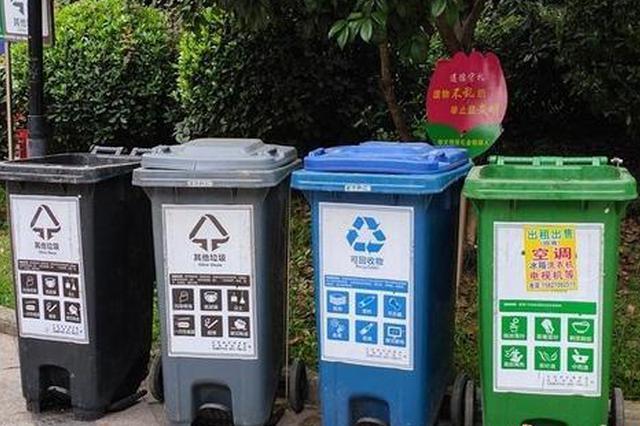 7月1日起施行!武汉出台生活垃圾分类管理办法