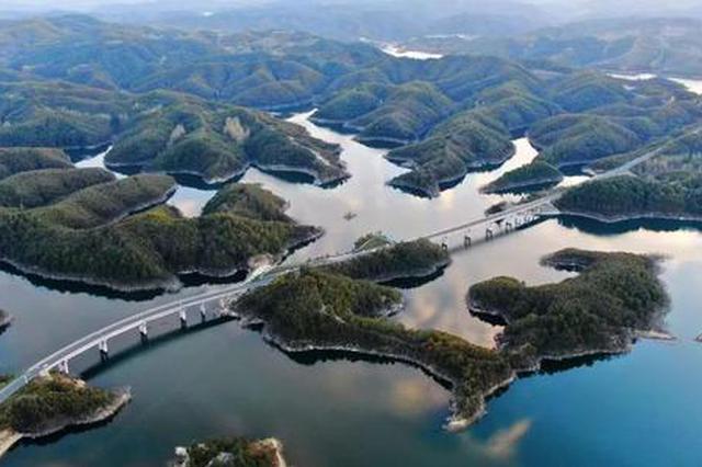 丹江口水库向北首次最大流量输水结束 干渠通过检验
