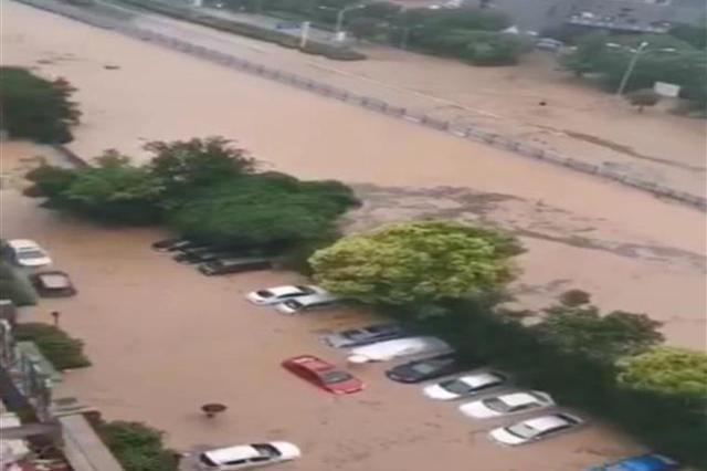 湖北强降雨已致169.57万人受灾 直接经济损失24亿元