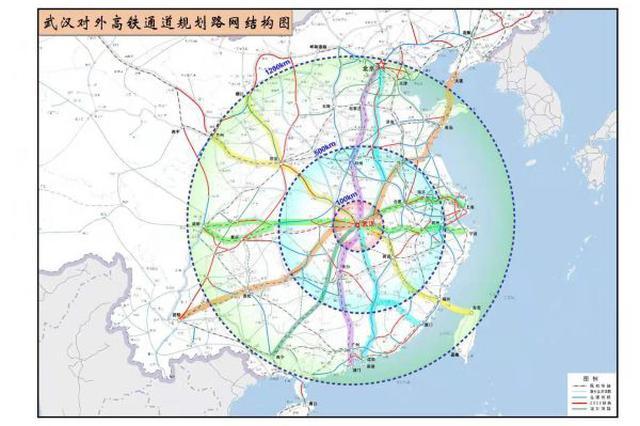 武汉至贵阳高铁线路未定 多地争取途经本地方案