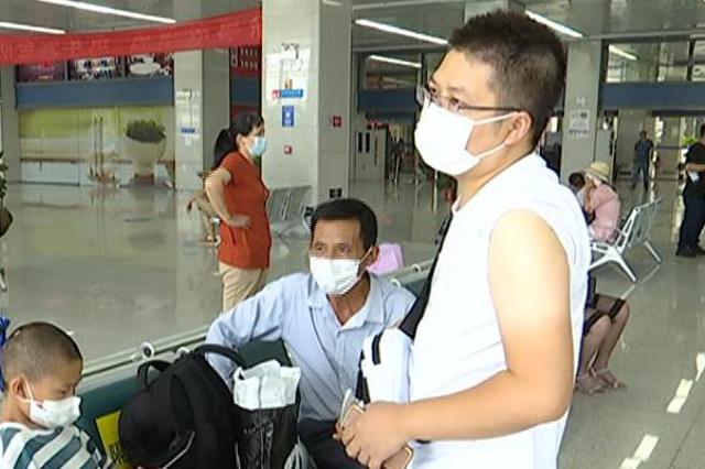 武汉新荣客运站最后一班车驶出 整体搬至汉口北