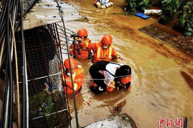 湖北近日强降雨致198.21万人受灾 3人死亡