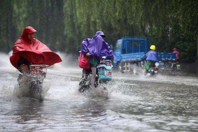 明日起湖北等地将有新一轮强降雨 部分地区有大暴雨