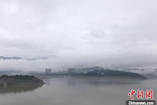 """""""长江2020年第1号洪水""""形成 三峡水库削峰率达三成"""