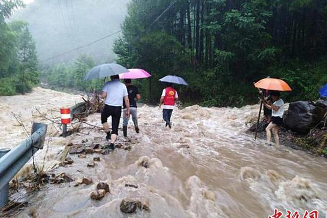 六月12个太湖的水量落在湖北 南方暴雨为何这么猛?