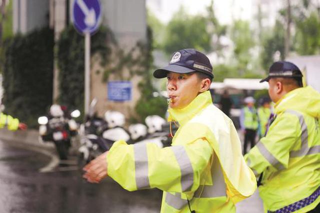 武汉交警发布系列便民措施护航高考 这些考点路段禁开车