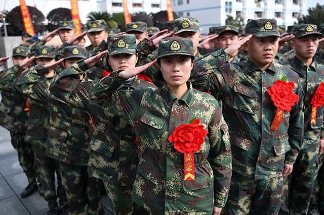 湖北:招收定向培养士官1610人 招生分配计划公布