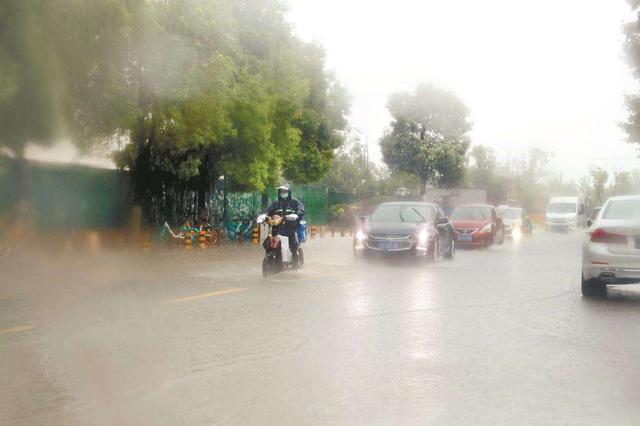 今起湖北连续4天有强降雨 武汉入梅来已遇7轮强降雨
