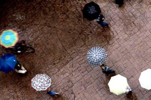 入梅后武汉遭遇7轮强降雨 需防范强降雨对高考影响