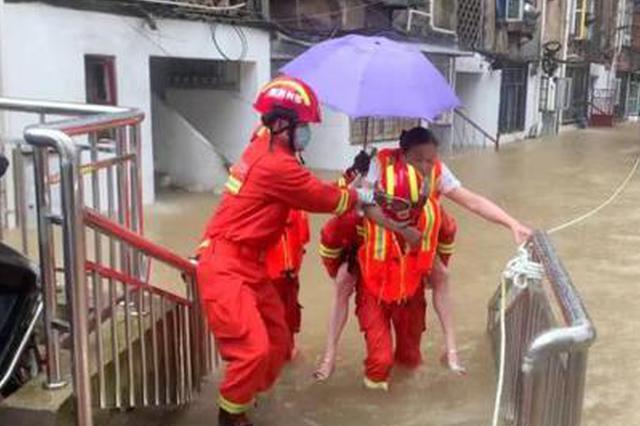湖北近日强降雨造成94.98万人受灾 因灾死亡2人