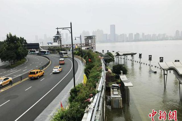 武汉800余公里三级以上堤防安然无恙