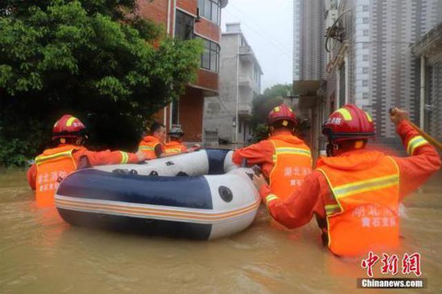 湖北防汛抗旱指挥部将防汛Ⅲ级应急响应提升为Ⅱ级