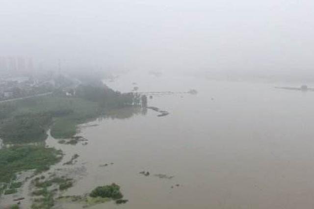 长江委将水旱灾害防御应急响应提升至Ⅱ级