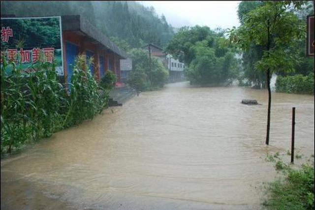 湖北近日强降雨致623.09万人受灾 因灾死亡15人