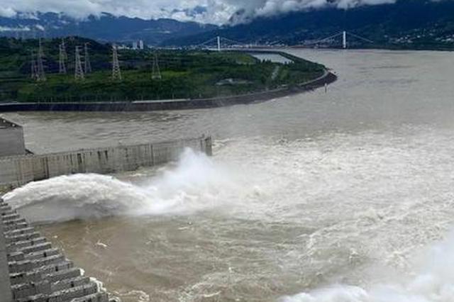 有效分担下游防洪压力 武汉水库拦蓄洪水2亿立方米