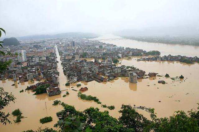 应急管理部:今年以来洪涝灾害已造成141人死亡失踪