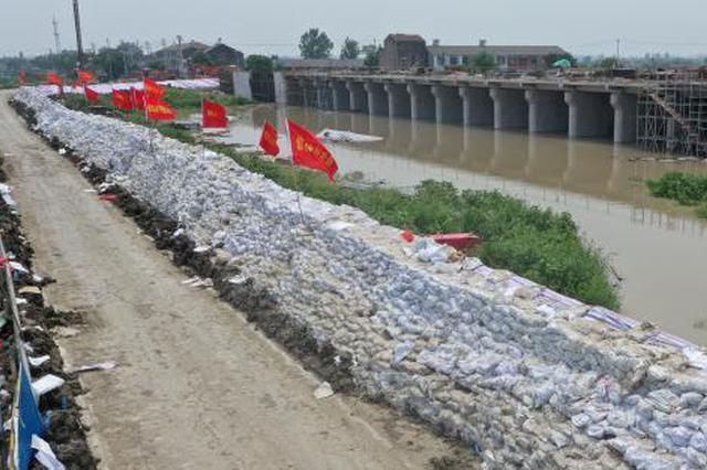 仙桃防汛排涝Ⅰ级应急响应见闻:大范围渍水 全域受灾