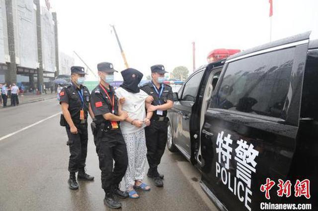 荆州警方跨境抓获贩毒嫌疑人 收缴冰毒3.275公斤