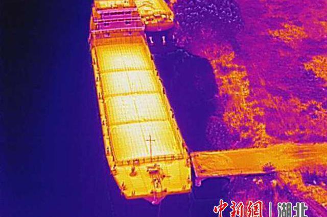 无人机巡航热成像追踪 汉江沙洋段禁捕再增新手段