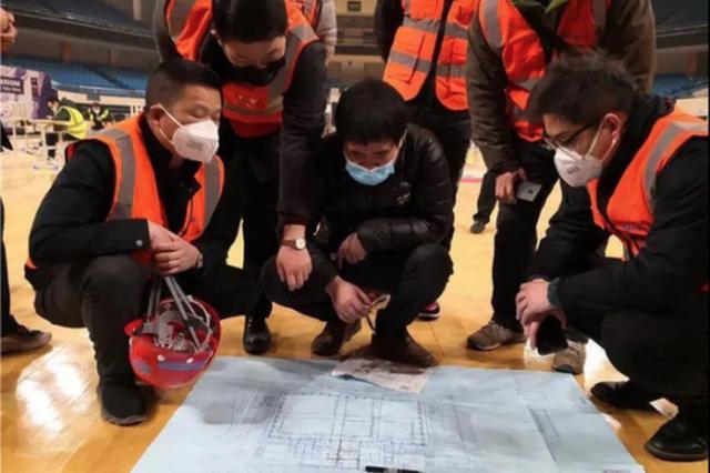 中南建筑设计院临危受命再出发 驰援香港抗疫情