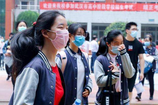 武汉新中考方案出炉 体育与健康增至50分