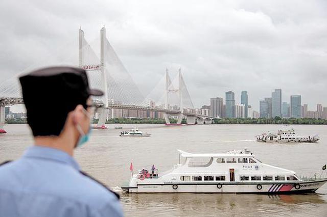 严打长江流域非法捕捞首轮巡查执法启动