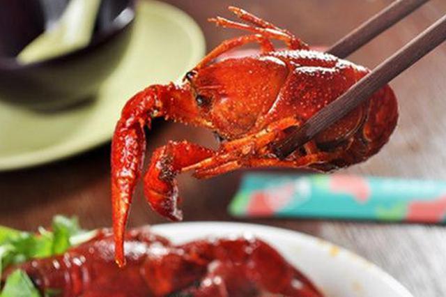"""潜江""""加油小龙虾""""成上海居民餐桌""""新网红"""""""
