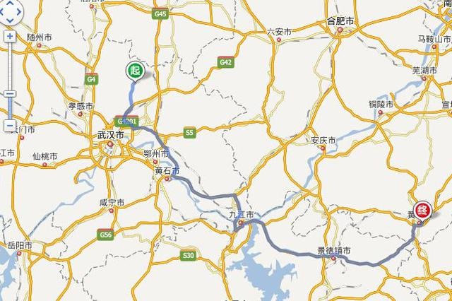 湖北将建沪蓉高速红安联络线 届时红安到武汉只需1小时