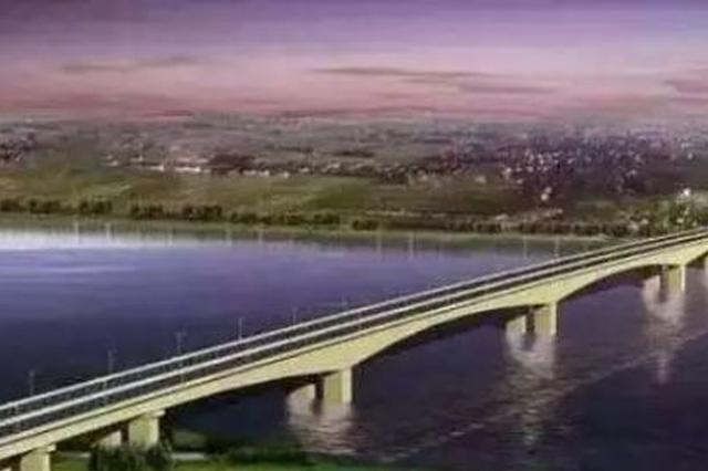 钟祥丰乐汉江公路大桥开工 预算总投资6.8亿元