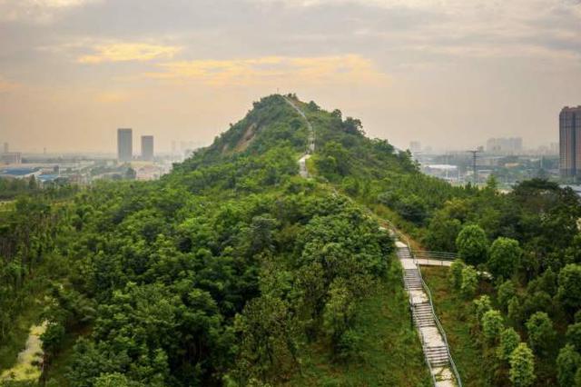 7年投入10亿元 武汉生态修复75座破损山体