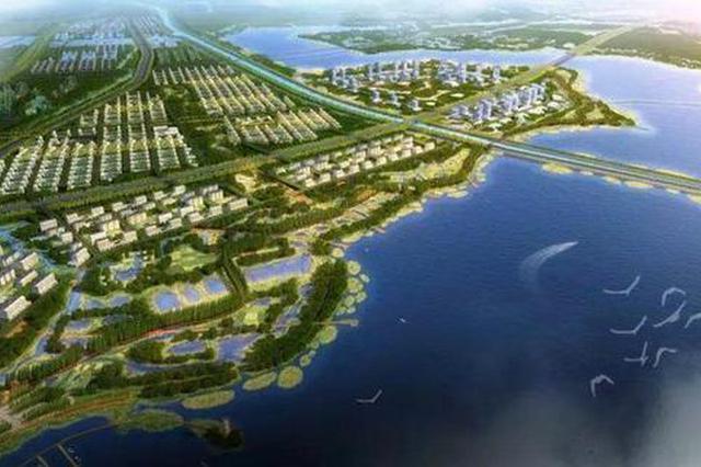 引江济汉工程 向长湖流域生态补水