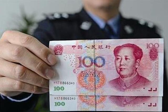 男子使用假币流窜作案 枣阳警民联手将其抓获