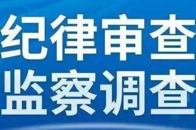 咸宁市政协机关党组成员蓝琼接受纪律审查和监察调查