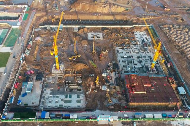 鄂州加快临空经济区建设 鄂州机场2021年建成运营