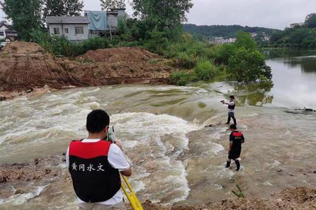 今年汛期湖北累计收发水雨情信息9800万条