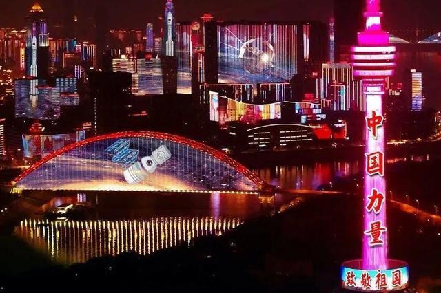 武汉双节交通承压 长江灯光秀期间将视情采取交通管制