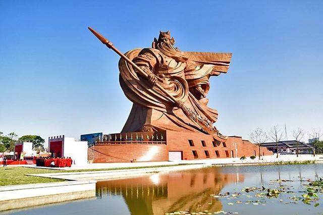 荆州关公雕像被通报 有城市曾建柳宗元等雕像引争议