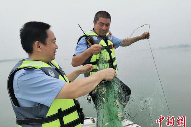 湖北襄阳:举报非法捕捞 最高可奖励1万元