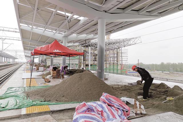 湖北第五城铁冲刺年底通车 仙桃人30分钟可到武汉