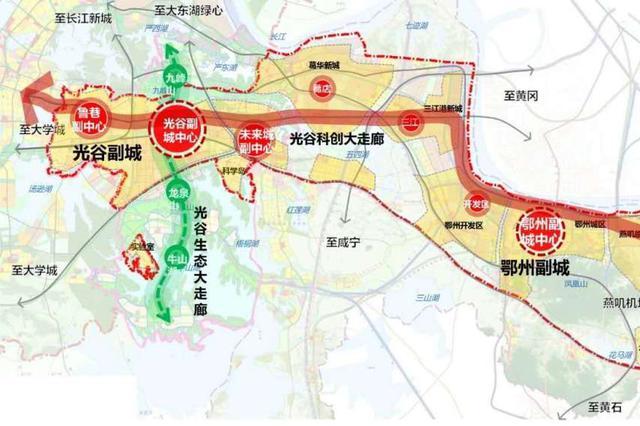 湖北省发改委:已建议鄂州加强与武汉沟通 规划轨交对接