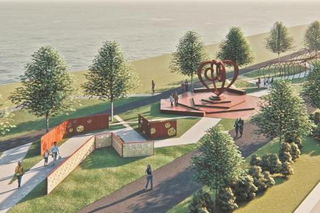武汉江滩建设进入5.0时代 八铺街堤江滩明年亮相