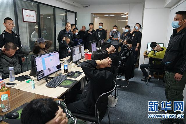 湖北破获电信网络诈骗案5000余起 返还群众资金1269万