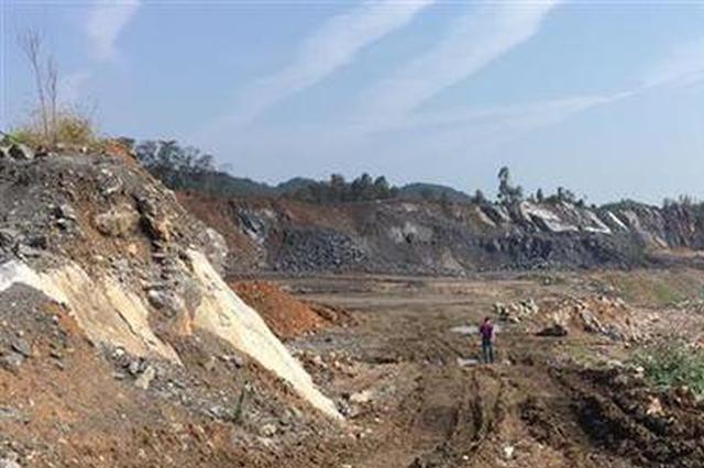 湖北新设建筑石料矿山 规模不得低于30万吨/年