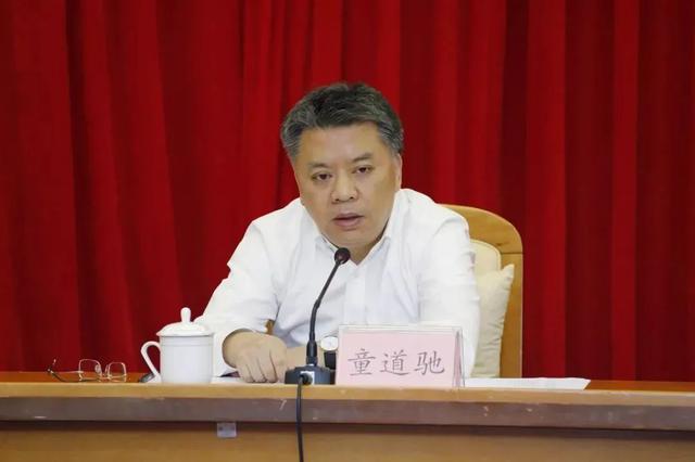 海南省委常委、三亚市委书记童道驰被查 曾任湖北省副省长