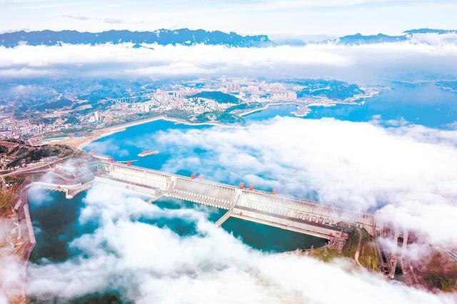 三峡工程完成整体竣工验收 防汛拦洪超1800亿立方米