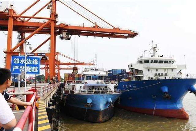 武汉获批港口型国家物流枢纽建设城市