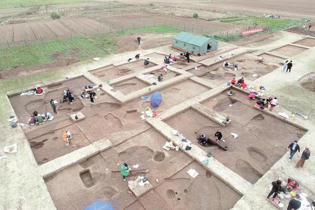 襄阳发现新石器时代城址 距今5200年至4200年