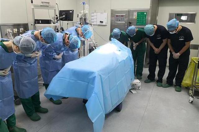 3岁女童不幸离世 大义父母捐出孩子器官救活3人